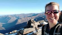 'Terrifying development' as missing hiker's last selfie revealed
