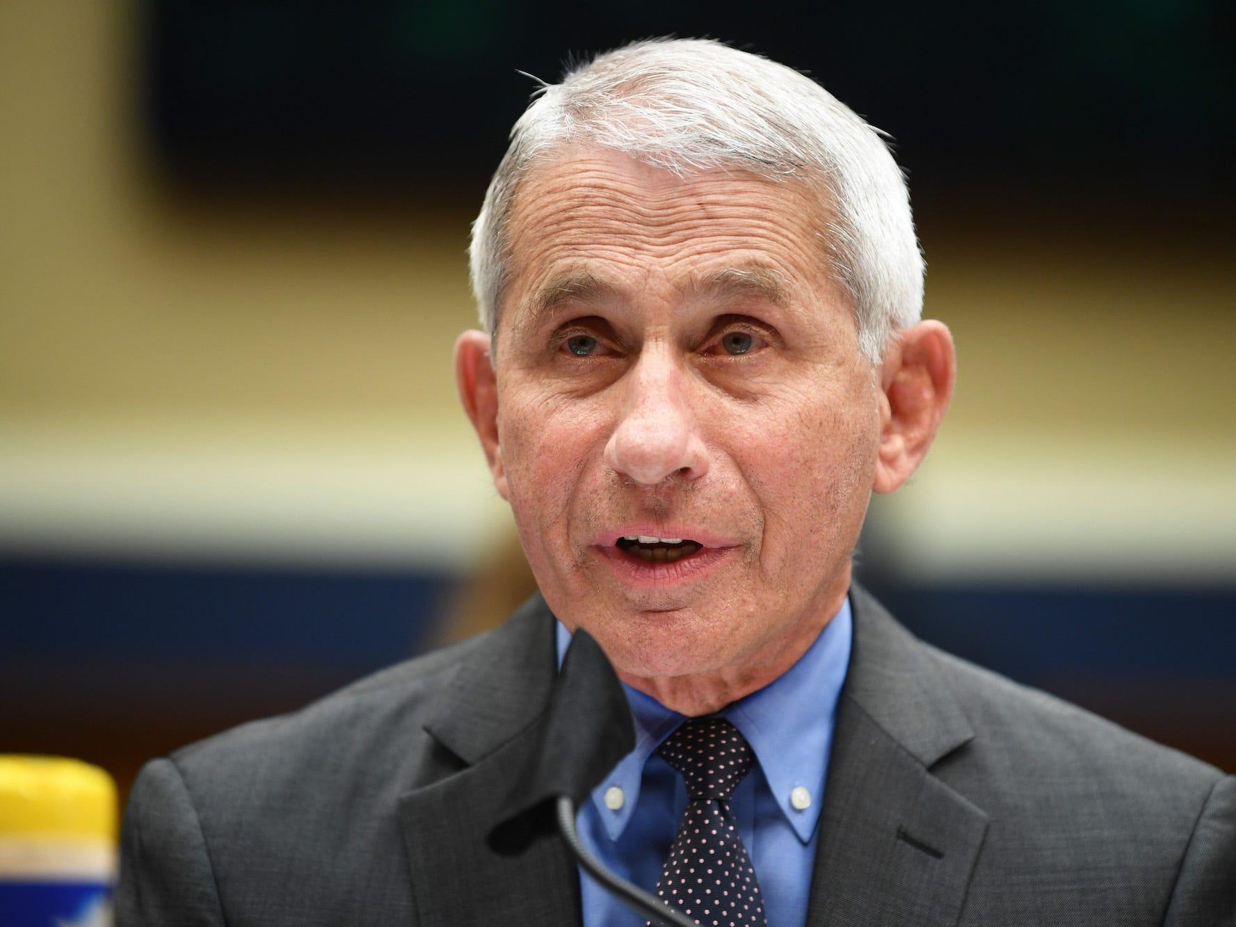 Fauci says COVID-19 can be brought under control by Spring 2022 - but only if millions more Americans get their shot