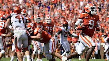 Clemson routs NC State, staking claim to ACC