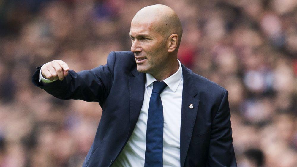 """Zidane: """"Clasico-Sieg bedeutet nicht den Titel"""""""