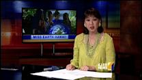 New beauty pageant highlights earth saving issues