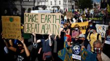 Extinction Rebellion urges returning UK lawmakers to take climate action