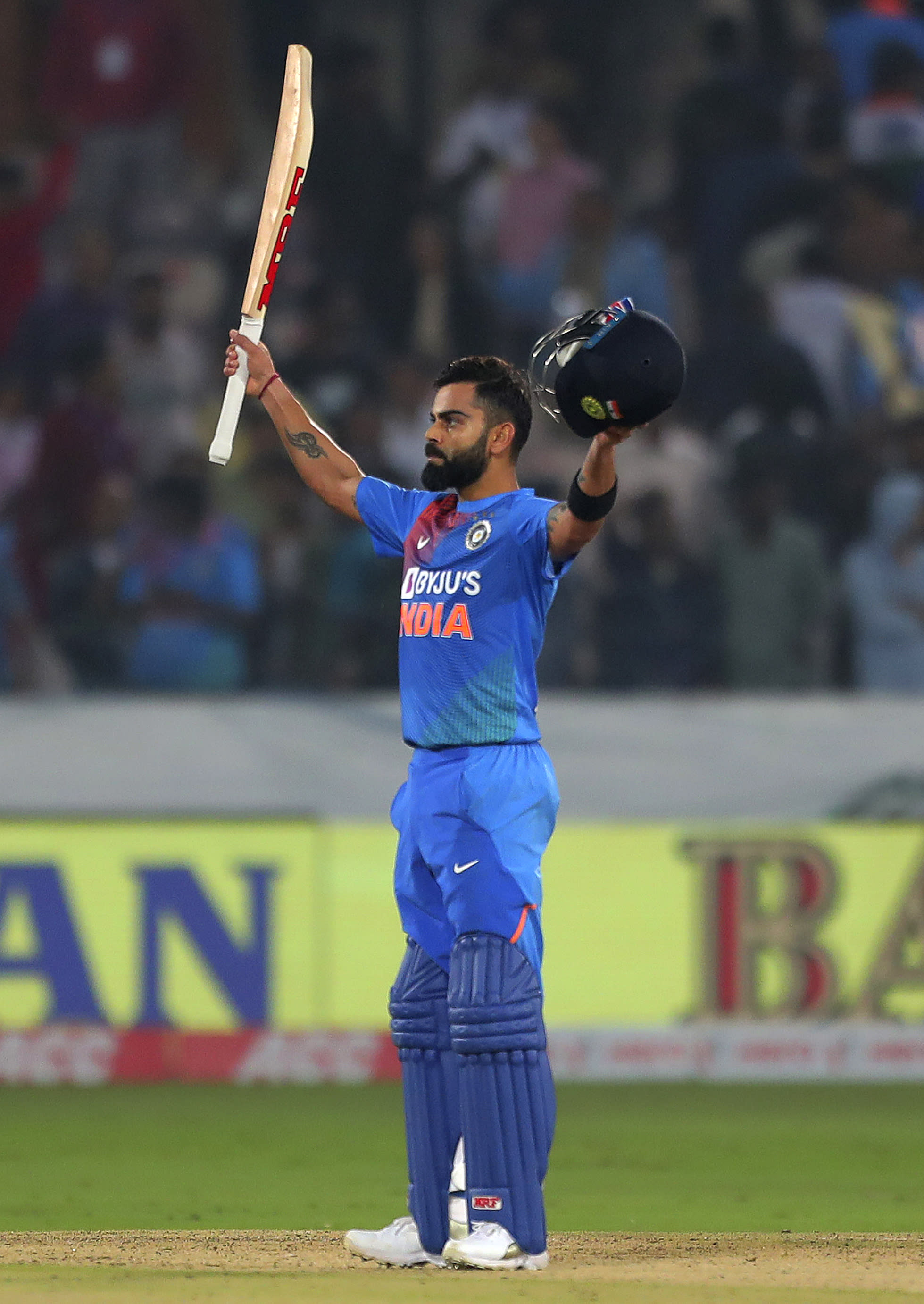 Kohli Blasts 94 As India Pull Off Record T20 Chase