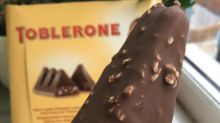 甜品控福音!Toblerone新推瑞士三角朱古力雪條