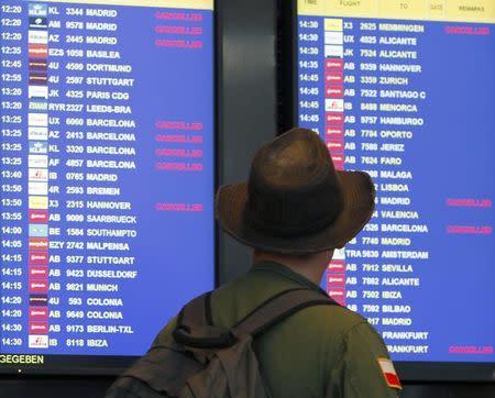 Incidencias en trenes y aviones complican la Operación Salida