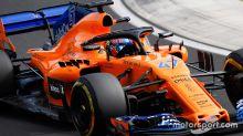 McLaren reserve driver Norris to make FP1 debut at Spa