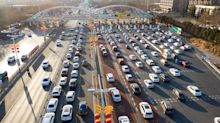 Woman's bizarre $200k spend to solve common rush-hour gripe
