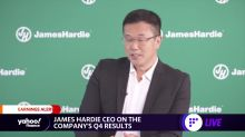 """James Hardie Industries plc CEO Dr. Jack Truong Appears on Yahoo Finance's """"Market Close"""" on May 19, 2021"""