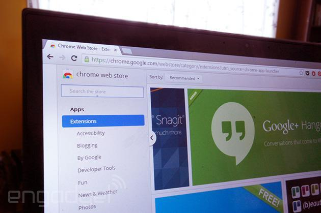 Chrome now lets you see some websites when you're offline