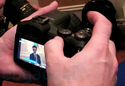 Video: Casio EX-F1 rapid fire shooter hands-on