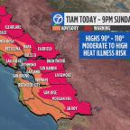 Hottest day of Bay Area heat wave could bring 110-degree temps