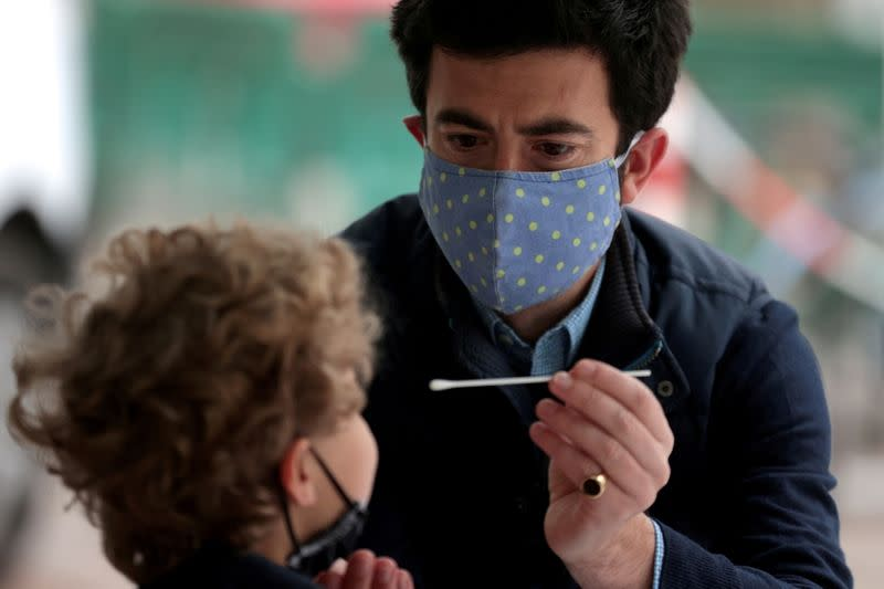 COVID-19 infections in England have quadrupled since June, study finds