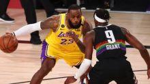 Basket - NBA - Les Los Angeles Lakers battent Denver et se rapprochent de la finale