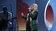 Kesha Honors Ruth Bader Ginsburg In Emotional 'Ellen' Performance