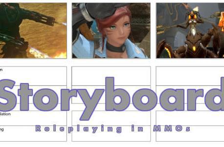 Storyboard: Skipping scenes