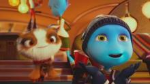 'Escape From Planet Earth' Clip: Family