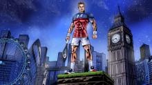 ¿Quién es y qué lleva este 'superhéroe' deportivo?