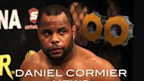 TheSHOOT! - Daniel Cormier opens up about last minute opponent change.