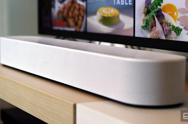 The Sonos Beam is $100 off for Black Friday