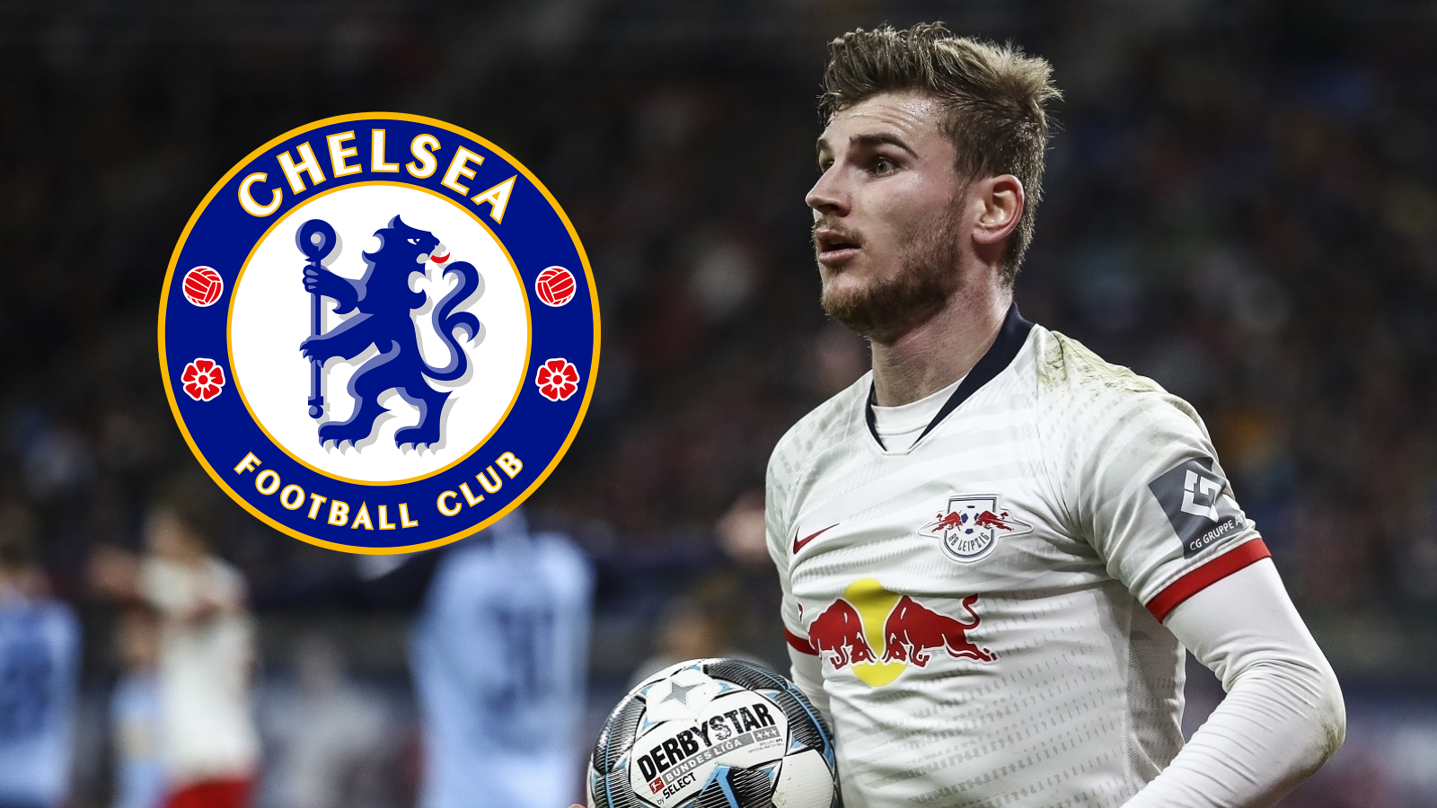 Werner will need time to show his best qualities at Chelsea, says former RB Leipzig team-mate Poulsen