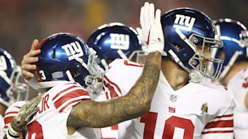 Like old times: Eli leads game-winning drive