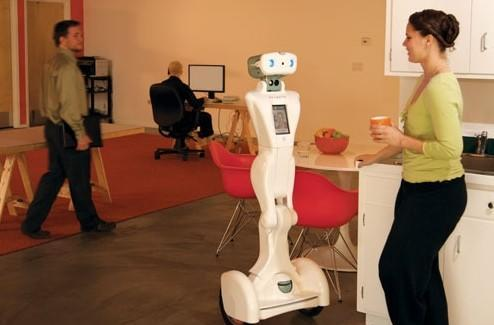 Anybots rolls out QA, the telegenic telepresence robot
