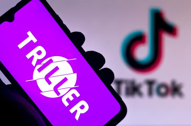 TikTok's woes helped Triller become one of its biggest competitors