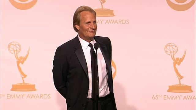 Jeff Daniels Will Celebrate His Emmy Win on the Set of Dumb & Dumber 2