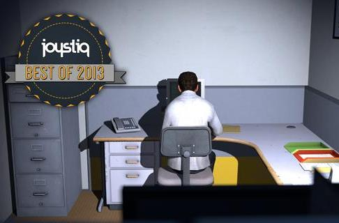Joystiq Top 10 of 2013: The Stanley Parable