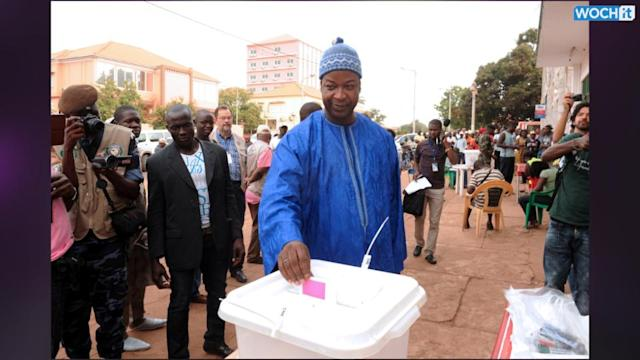 Guinea-Bissau Votes In Post-coup Presidential Run-off