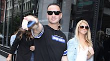 'Jersey Shore' star Mike 'The Situation' Sorrentino Released From Prison