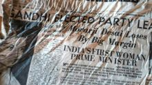 'Indira Gandhi is PM': Melting French Alps Yields Time Machine of Newspapers Lost in 1966 Plane Crash