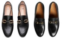 H&M is selling Gucci-inspired loafers and naturally we need them