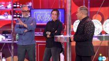 """Sergi Arola, indignado en 'La Última Cena' como pocas veces: """"Esto no lo había visto en mi vida"""""""