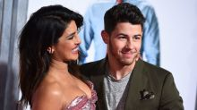 Priyanka Chopra & Nick Jonas Grace 'Isn't It Romantic' Premiere