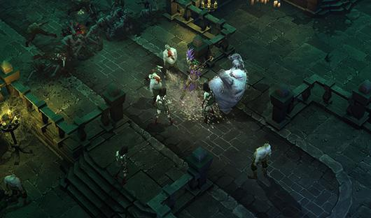 Blizzard denies possible gamepad support for Diablo 3 PC