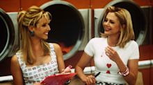 Mira Sorvino Wants to Reunite with Lisa Kudrow for a Romy and Michele Sequel: 'That Would Be a Joy'