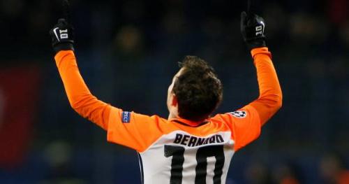Foot - C1 - Chakhtior - Vidéo : le bijou de Bernard (Chakhtior Donetsk) contre Manchester City