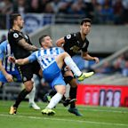 Brighton 1 Newcastle 0: Tomer Hemed scores winner but could face ban for alleged stamp