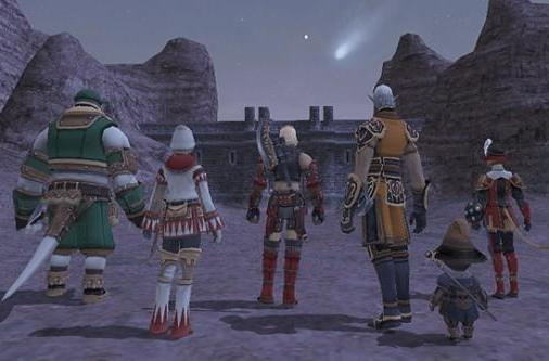 Final Fantasy XI December update is on track