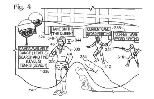 Microsoft applies for glasses-based AR multiplayer gaming patent