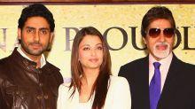 Bollywood-Star-Familie Bachchan an Corona erkrankt