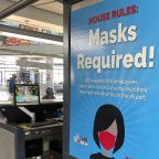 As Delta variant surges, masks are back