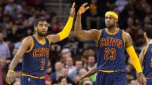 Granderson: LeBron James the G.O.A.T. is a debate; his clutch gene is not, Kyrie