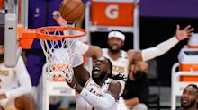 Anthony Davis leads LA Lakers to victory over Phoenix Suns