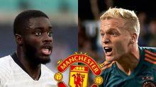 Transfer news LIVE: Man United want Upamecano after Van de Beek; Ceballos back at Arsenal, Havertz to Chelsea