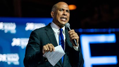Cory Booker wants '2nd look' at prison sentences