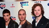 WOWtv - Nathan Sykes Rejoins The Wanted at Capital Summertime Ball
