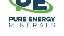 Schlumberger New Energy to Launch Its First Lithium Extraction Pilot Plant at Pure Energy's Clayton Valley Lithium Brine Project