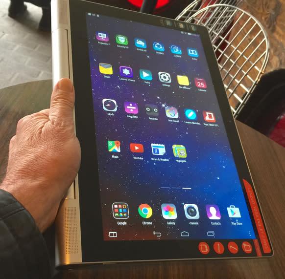 Review: Lenovo Yoga Tablet 2 Pro